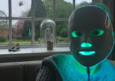 LED Phototherapy -Deesse Mask Our Trial
